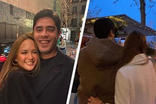 Goodbye, John Lloyd? Ellen sparks rumors of new romance with sweet photos in Madrid