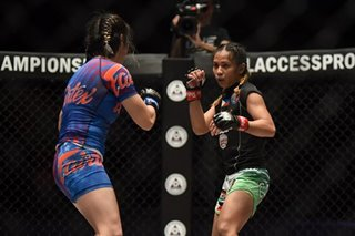 MMA: Jomary Torres' coach says opponent should've been disqualified