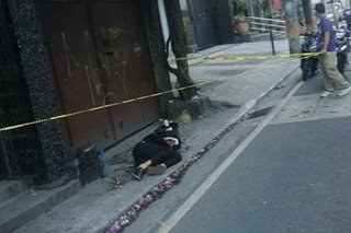 Manila officials: Korean man on the street thought to be sick, just drunk