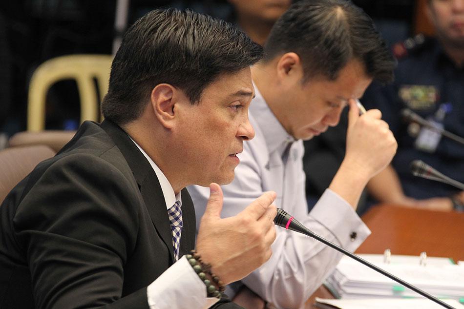 Zubiri confirms January trip to Hong Kong but says he got COVID-19 at Senate 1