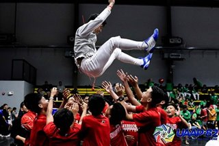 UAAP 82: UE fencers '8-peat' as men's champ; women regain title
