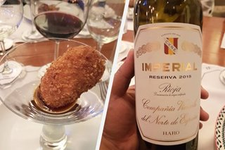 Perfect pair: Spanish food and Rioja wines in special Rambla dinner