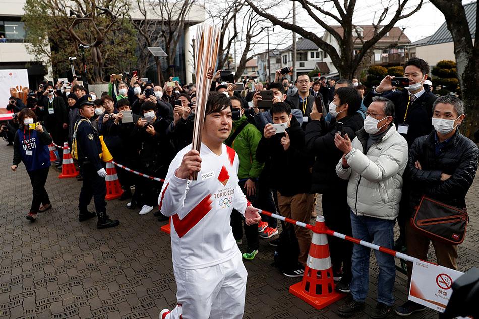 Coronavirus: Tokyo 2020 Olympics will go ahead despite outbreak, say organisers
