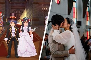 'In game vs real life love': Megan Young, Mikael Daez marry again in online game