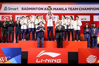Japan extends dominance of Asian badminton tourney