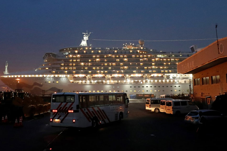 As cruise ship COVID-19 numbers climb, nations evacuate passengers
