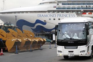 Philippines to bring home Filipino crew from quarantined cruise ship in Japan