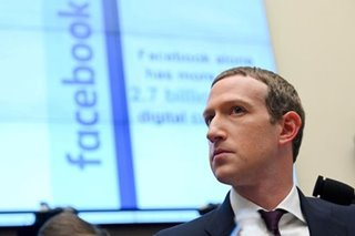 Treat us like something between a telco, newspaper: Facebook's Zuckerberg