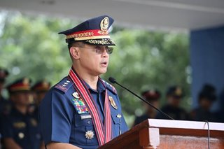 PNP chief: 'Profiling' of Muslim students was misinterpreted