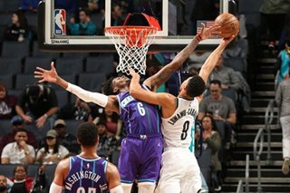 NBA: Nets use balance to crush Hornets