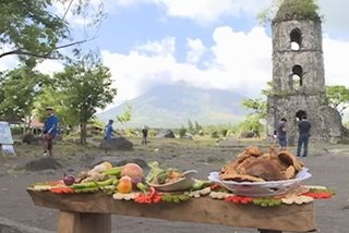 ALAMIN: Mga level-up food trip sa Albay