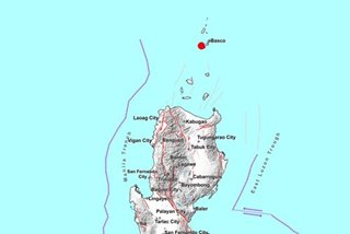 Magnitude 4.0 quake strikes off Batanes