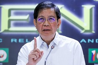 Lacson: DOH may be underreporting local COVID-19 cases