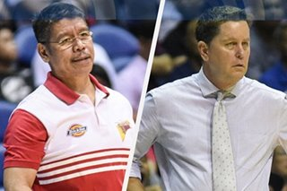 PBA: Austria, Cone battling for Coach of the Year honors