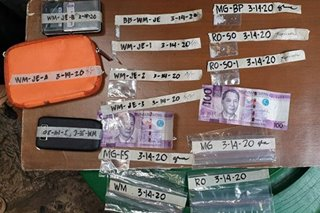 4 arestado sa buy-bust operation sa QC