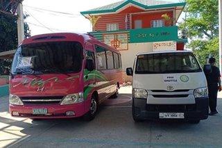 Barangay sa Laoag may libreng sakay sa mga bibili ng mga pangangailangan sa gitna ng Luzon lockdown