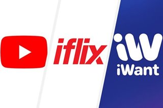 iWant, YouTube, iFlix to cut streaming traffic while Luzon on coronavirus lockdown: NTC