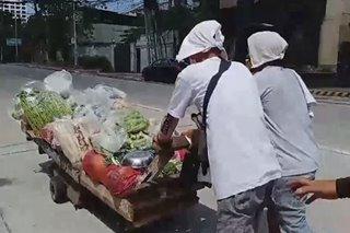 Vendors bawal maglako sa mga kabahayan sa panahon ng quarantine: DILG