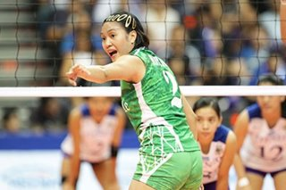 UAAP: Tyang Aby recalls Game 3 of Season 76 Finals