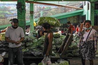 Palengke sa Balintawak bantay-sarado para mapanatili ang physical distancing