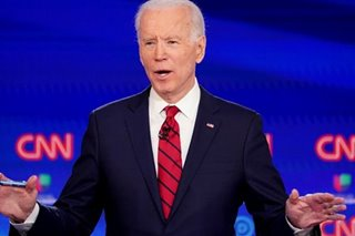 Biden: Alleged sexual assault 'never happened'