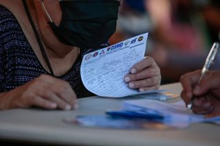 DSWD workers' union humiling ng mass testing