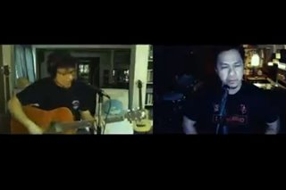 Raymund Marasigan, Buddy Zabala may patikim sa show nilang 'Ultracombo'