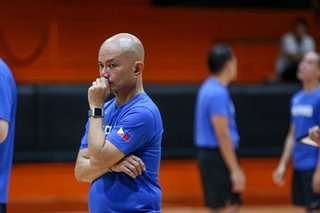 How many foreign players should be naturalized for Gilas? Try at least 3, says coach Guiao