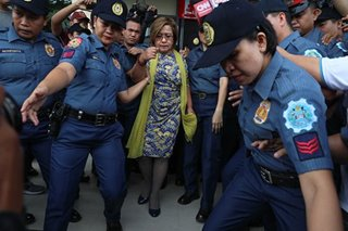 De Lima seeks relaxed visit restrictions as solitary confinement drags on