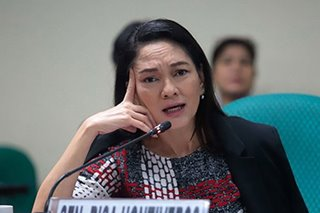 'Outrageous act of political persecution': Hontiveros decries ABS-CBN franchise denial