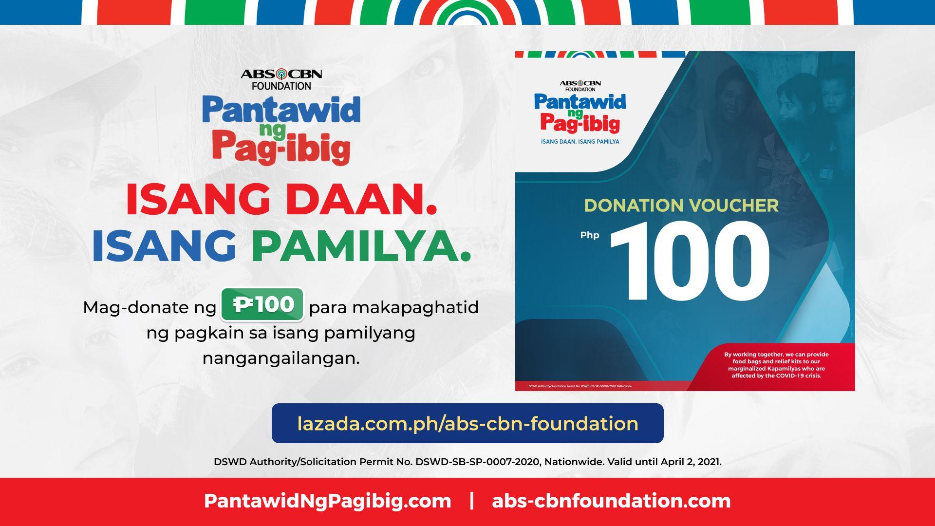 'Pantawid ng Pag-ibig': Relief packs hatid sa 2 barangay sa Polangui, Albay 4