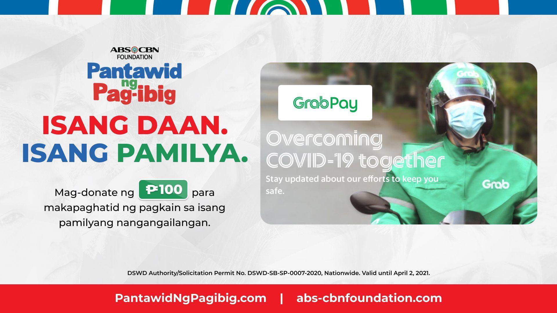 'Pantawid ng Pag-ibig': Relief packs hatid sa 2 barangay sa Polangui, Albay 6