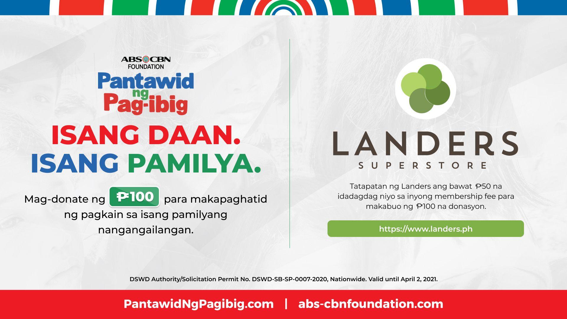 'Pantawid ng Pag-ibig': Relief packs hatid sa 2 barangay sa Polangui, Albay 9