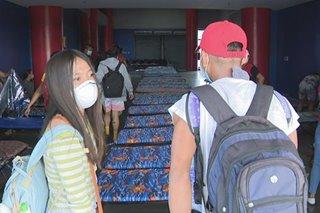 Halos 300 stranded passengers nanuluyan muna sa Northport Passenger Terminal