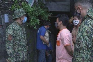 4 huli nang makipag-inuman habang 'special concern lockdown' sa QC barangay