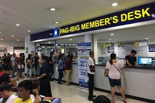 2 buwang grace period sa pagbayad ng Pag-IBIG loans umarangkada na