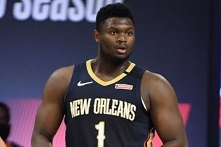 NBA: Why Zion's playing time in Pelicans restart debut was severely limited
