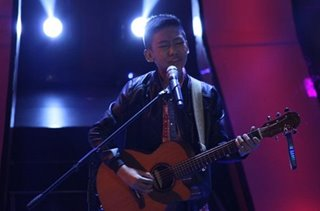 'Voice Teens 2': Team Bamboo's Rock Opong covers 'Dancing On My Own' to win Knockouts