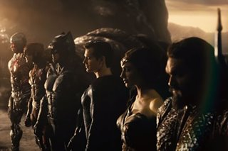 It's here! Sneak peek of Zack Snyder's 'Justice League' cut