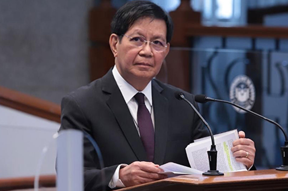 Lacson identifies questionable projects in proposed 2021 budget