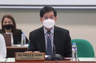 Lacson considering probe into PhilHealth's alleged favored dialysis center