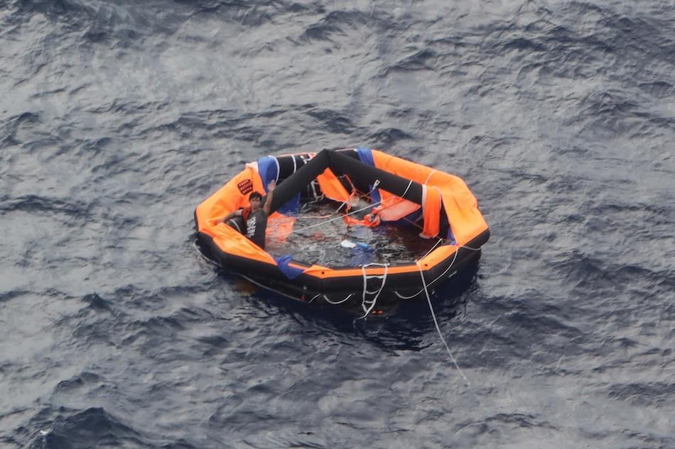 Typhoon hampers search for ship survivors near Japan; dozens, including Filipinos, still missing 1