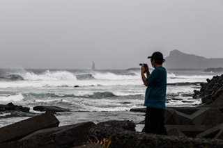 Japan prepares for Super typhoon Haishen