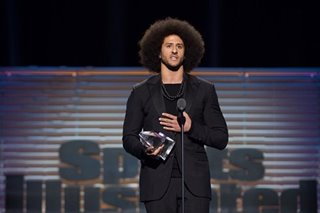 Kaepernick takes aim at NFL 'propaganda'