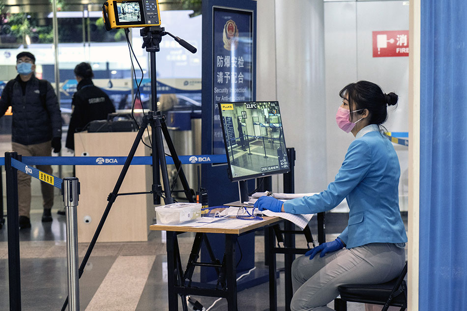 Coronavirus epicenter Wuhan reopens for international flights 1