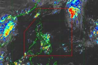 LPA off northern Luzon now tropical depression 'Marce'