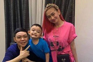 Ex-'PBB' housemate Mitch Talao, partner expecting baby girl
