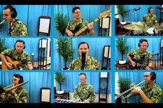 WATCH: US soldiers perform own rendition of OPM hit 'Dati'