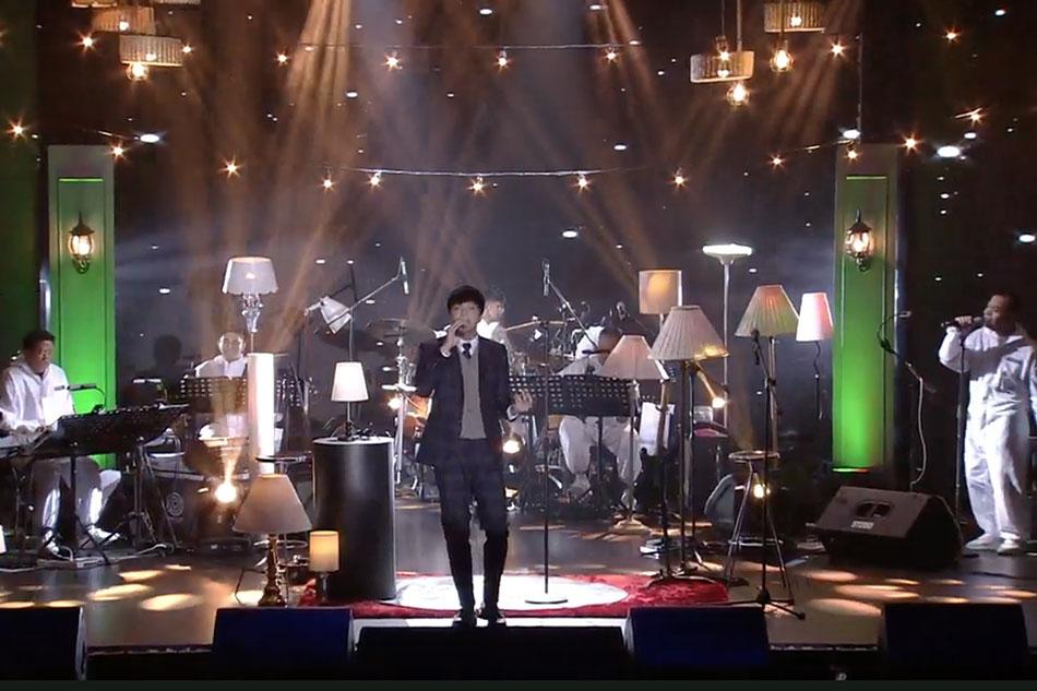 Concert recap: Daniel Padilla brings fans 'over the moon' in digital concert 2