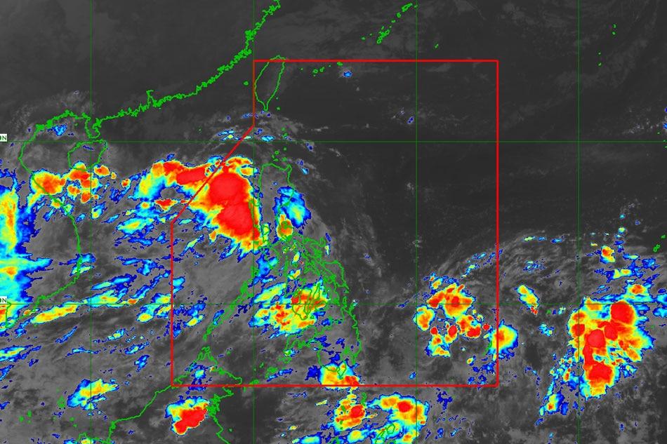LPA off northern Luzon now tropical depression Nika: PAGASA 1